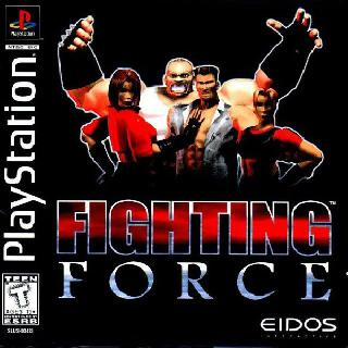 Screenshot Thumbnail / Media File 1 for Fighting Force [NTSC-U]